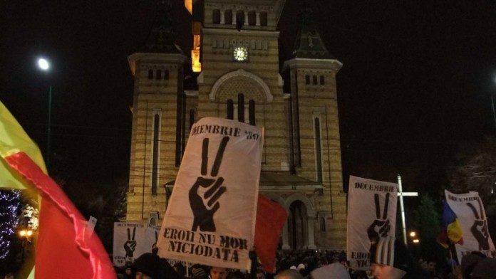 Revoluționarul Corneliu Vaida: Cred că s-ar putea găsi o soluție ca acele urme de gloanțe să fie păstrate, ca să nu se uite cele ce s-au întâmplat în Decembrie '89