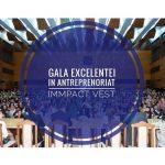 Gala Excelenței în Antreprenoriat IMMpact Vest