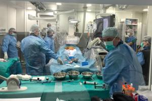 Trei operaţii speciale într-o săptămână la Institutul de Boli Cardiovasculare din Timișoara