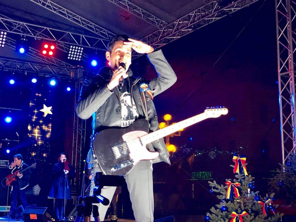 Ştefan Bănică va concerta de Mărţişor la Timişoara
