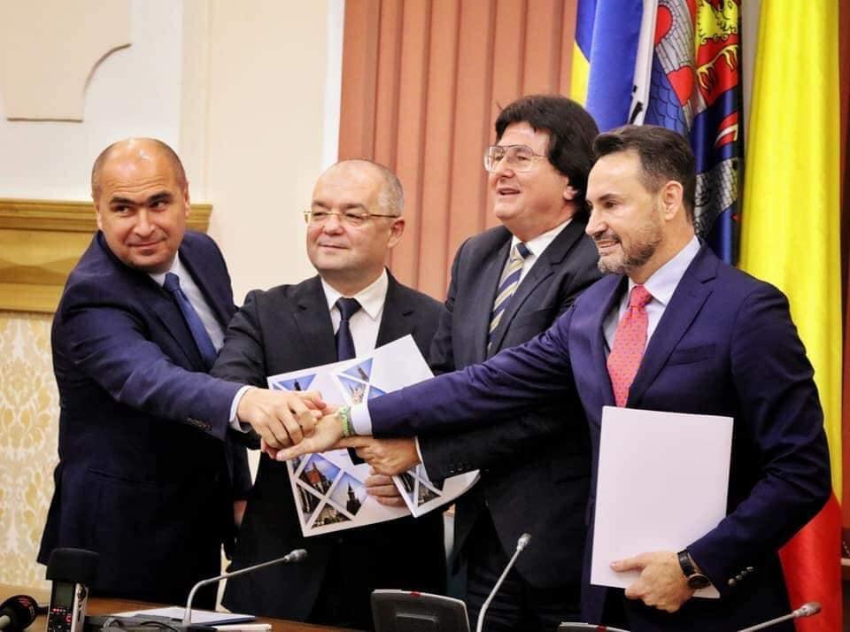 Deputat de Cluj: Alianța Falcă-Robu-Boc-Bolojan nicio realizare, doar PR politic electoral