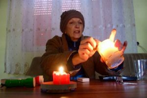 Localnicii din Belinț, fără curent de cinci zile