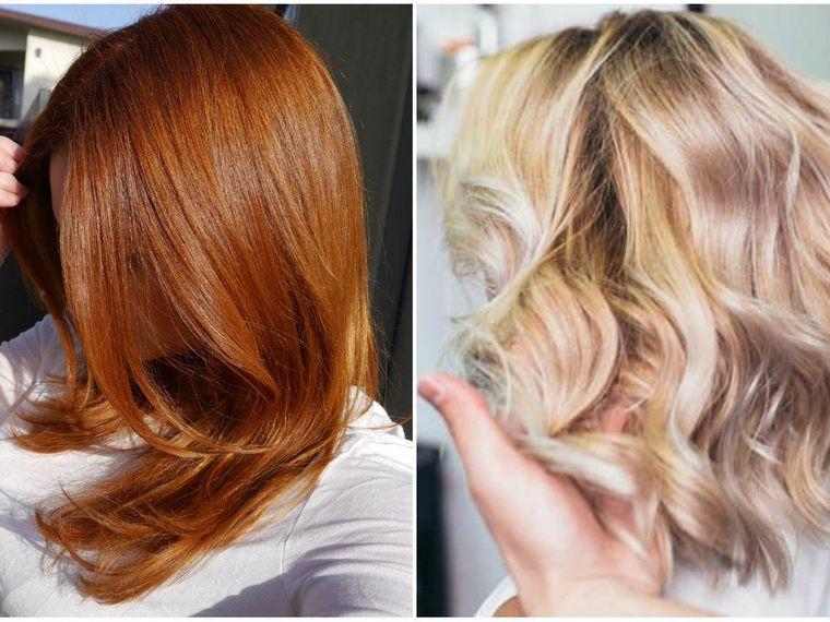 Ce culori de păr se poartă în 2019