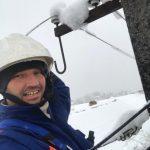16.000 de locuitori din Timiş nu au nici acum curent electric