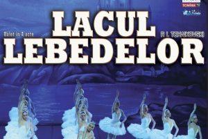 "Compania ""St. Petersburg Classical Ballet of Andrey Batalov"" aduce Lacul lebedelor la Timişoara"