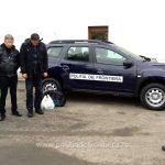 Cinci străini, opriţi de poliţiştii de frontieră la graniţa cu Serbia