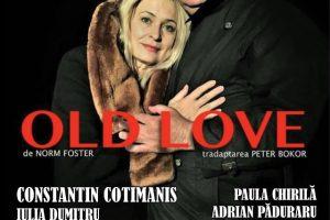 """""""Old love"""" îl readuce la Timișoara pe Constantin Cotimanis"""