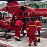 Copilul care s-a înecat în ștrand la Deva, transferat cu elicopterul SMURD la Timișoara