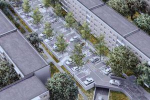 """Nicolae Robu: """"Prima parcare dublu nivel între blocuri e pe-aproape! Așa va arăta"""""""
