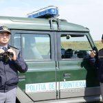 Marocan, depistat în timp ce încerca să treacă ilegal frontiera