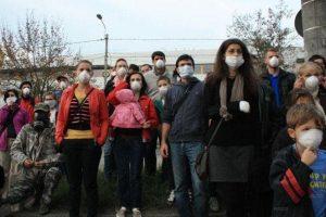 """Robu le bate obrazul: """"Hei, Garda de Mediu, puteți ca, pe lângă """"munca"""" de hărțuire politică, să vă ocupați și de poluatori?"""""""