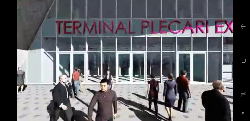 Deși duce lipsă de pasageri în pandemie, Aeroportul Timișoara derulează investiții de sute de milioane de lei