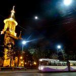 Programul a 9 linii de transport, prelungit în noaptea de Revelion