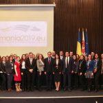 Experți din străinătate reuniți la CJT. Problemele climatice, principala temă