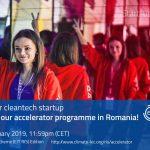 Tinerii inovatori se pot înscrie în proiectul Climate -Kic Accelerator