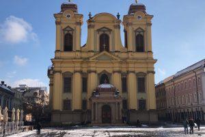 Încep lucrările de renovare și conservare a Domului Catolic din Timișoara