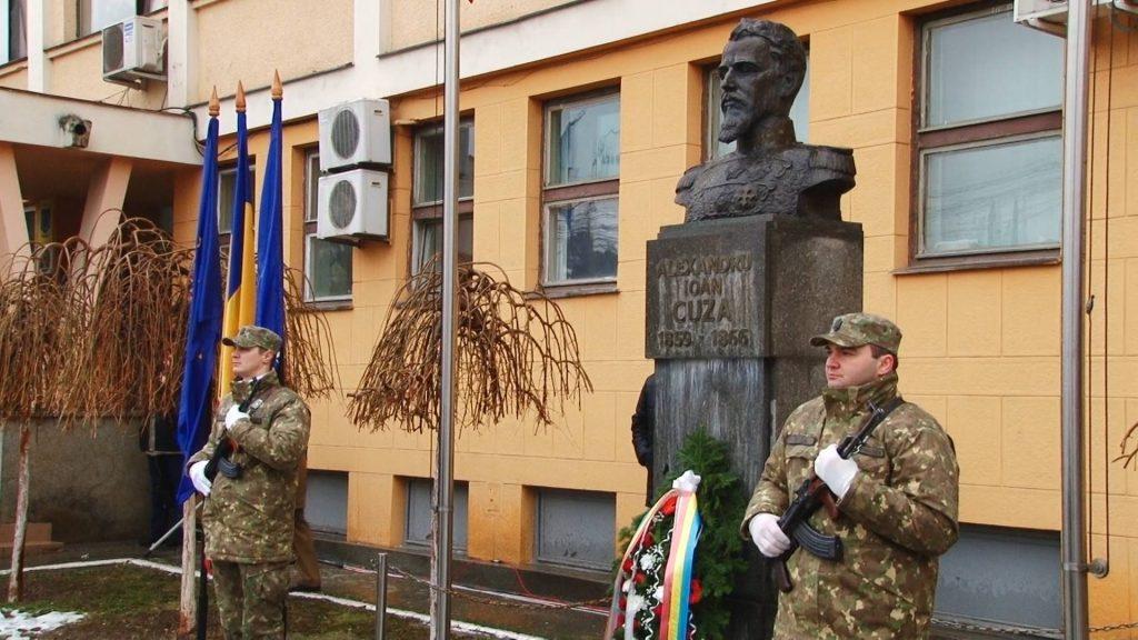FOTO/ Mica Unire a fost sărbătorită la Timişoara