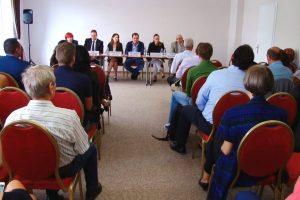 Asistență pentru înființarea celor 25 start up-uri selectate prin Proiectul SIA VEST