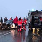 Grav accident pe drumul care leagă Aradul de Timişoara