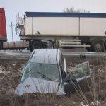 Cinci români, victime într-un accident în Ungaria