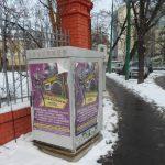 Organizator de evenimente din București, sancționat cu 7.000 lei pentru că a lipit afișe în locuri neautorizate