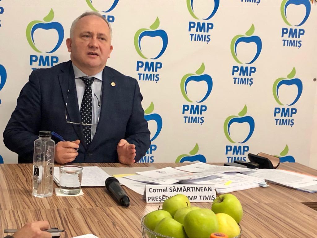 PMP Timiș caută om pentru Primăria Timișoara