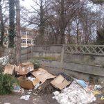 Rampe clandestine cu deşeuri la tot pasul. Câte amenzi a dat Poliţia Locală