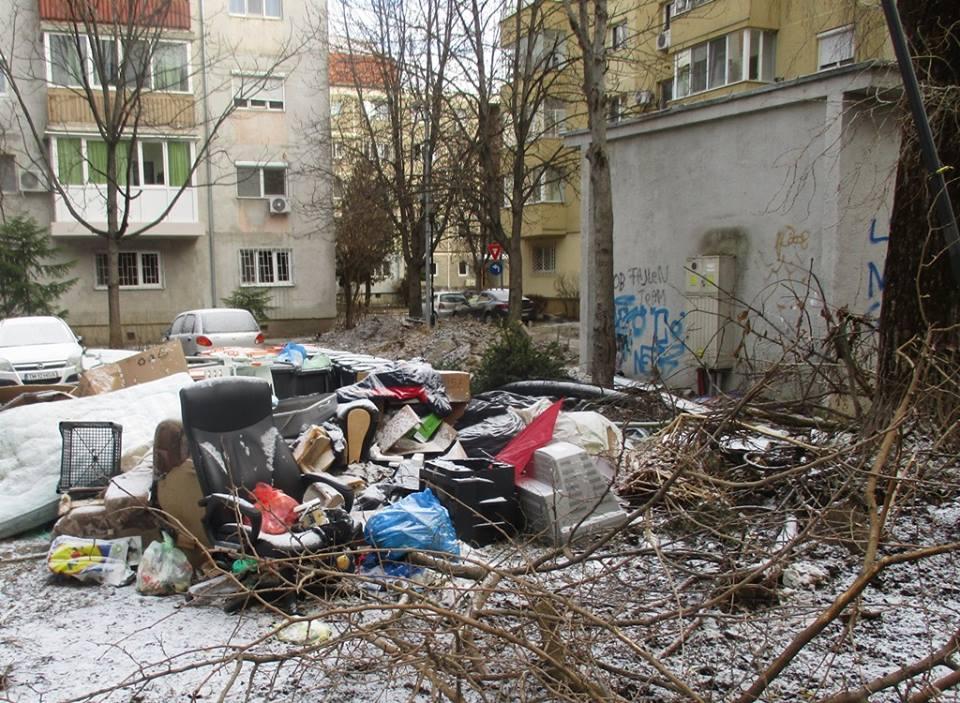 """Într-un oraş sufocat de gunoaie, Primăria lansează campania """"Timişoara curată"""""""