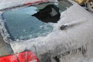 Cum să dezgheți rapid mașina
