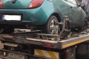 Atenție! Se ridică maşinile nemişcate de un an