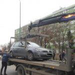 Şoferii care au blocat accesul ambulanţelor au rămas fără maşini