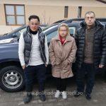 Patru cetăţeni din Kosovo și călăuza lor, prinşi aproape de Moraviţa