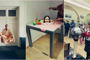 Muzeul Iluziilor optice ajunge pentru prima oară la Timișoara
