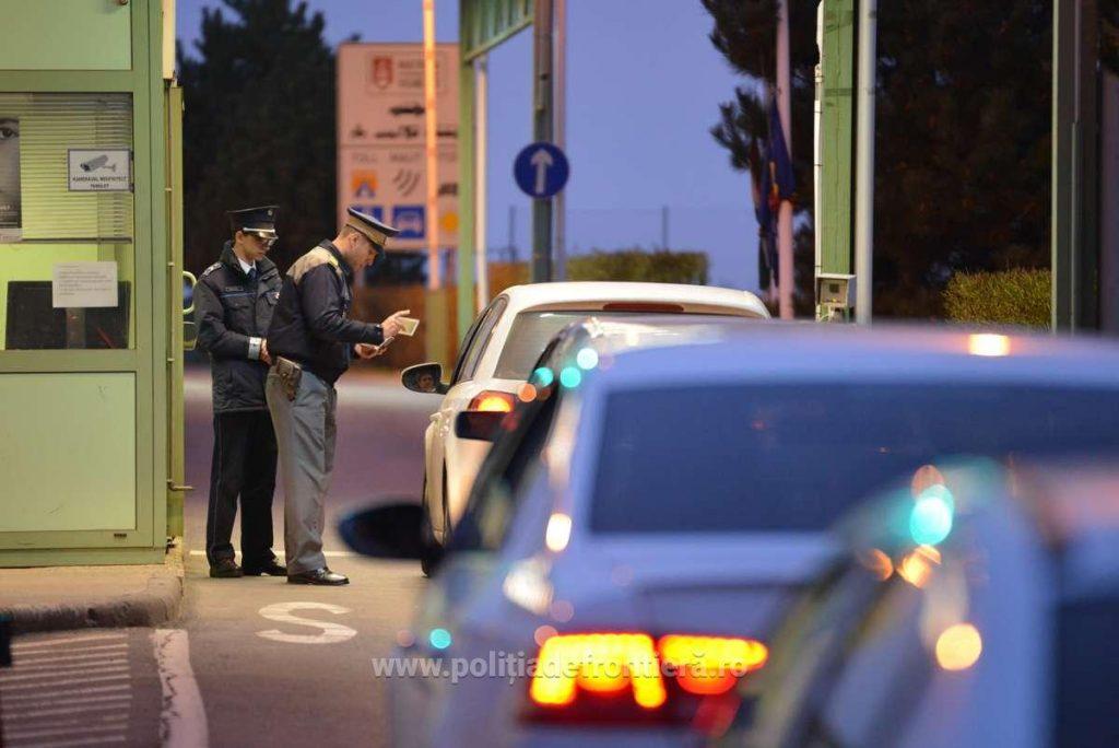Autoturism căutat de autorităţile italiene, confiscat la vama Naidăș
