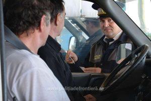 Surpriză neplăcută pentru un şofer la Vama Moraviţa