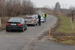 Poliţiştii, cu ochii pe centura de siguranţă