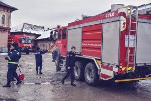 FOTO. Ce fac pompierii când nu sunt la intervenții