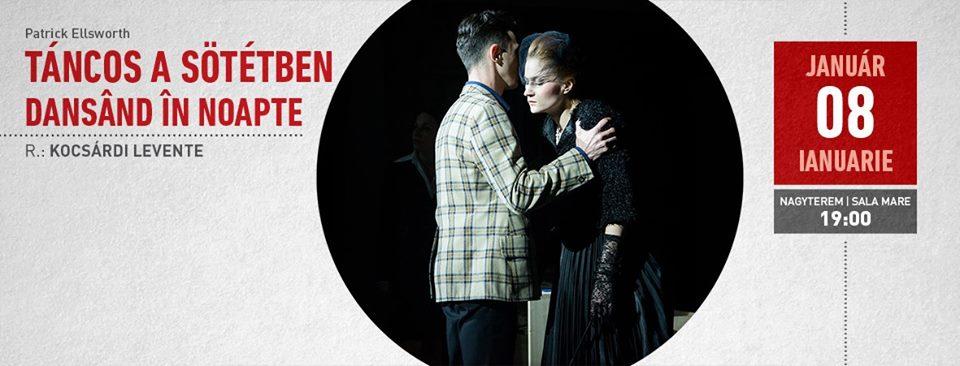 """""""Dansând în noapte"""", pe scena Teatrului Maghiar din Timișoara"""
