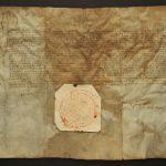 Exponatul lunii februarie la Muzeul Național al Banatului: un document redactat de umanistul Nicholaus Olachus