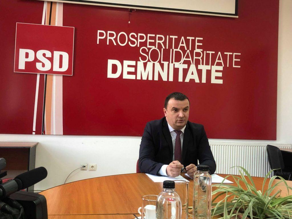 Încep alegerile în cadrul organizației PSD Timiș