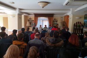 Tinerii de la Pro România au dezbătut teme culturale