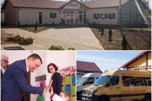 Investiții importante în școlile speciale din Timiș
