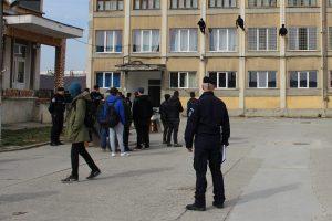 """Jandarmii și-au prezentat activitățile în cadrul Programului """"Școala altfel"""""""