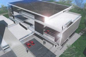 Două noi corpuri de clădire vor fi construite în zona Facultății de Chimie a UPT