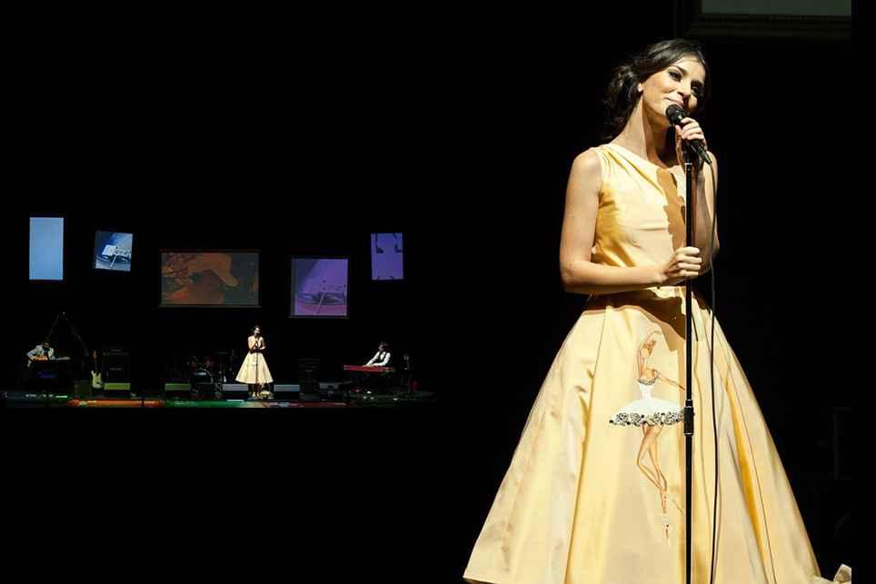 Alexandra Ușurelu, în concert extraordinar pe 8 martie la Timişoara