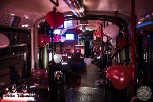 Îndrăgostiţii din Timişoara pot lua cina în tramvai
