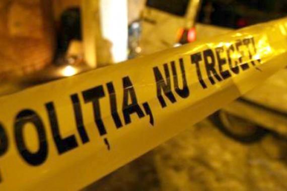 Un bărbat și-a înjunghiat soția, apoi s-a aruncat de la etaj