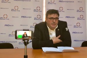 """Adrian Pau, deputat Pro România: """"Avem cea mai serioasă listă de candidați la alegerile europarlamentare"""" (P)"""