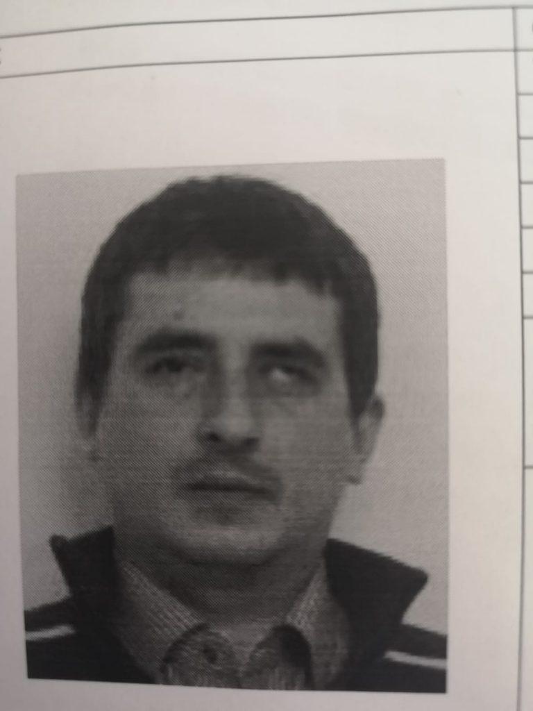 Bărbat dispărut din Moşniţa. Sună la 112 dacă-l vezi!