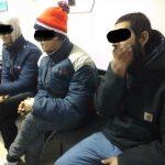 Trei tineri din Lupeni, prinşi rapid după ce au furat de la Profi din Complexul Studențesc